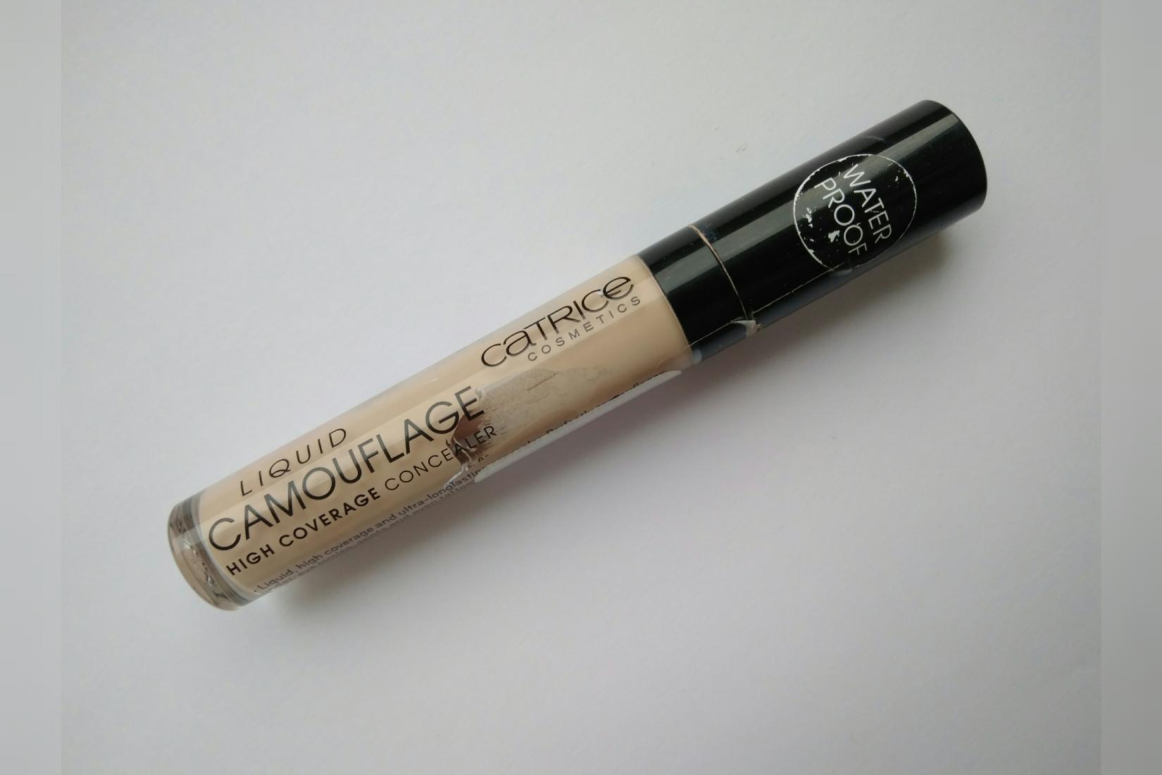 Catrice Liquid Camouflage - упаковка