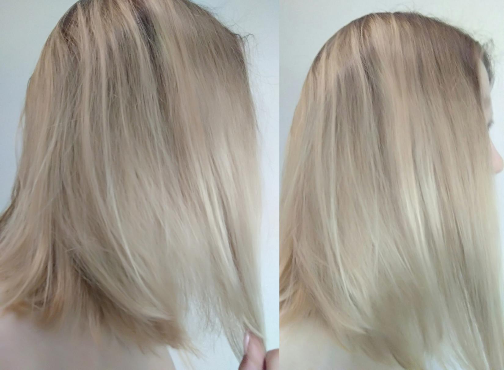 Шампунь matrix brass off — волосы после применения (фото)