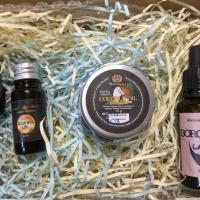 Натуральные косметические масла – жожоба, кокосовое и масло для бороды