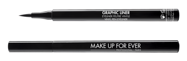 Подводка-фломастер GRAPHIC LINER №1 от Make Up For Ever