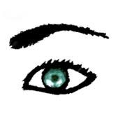 Миндалевидная форма глаз - фото