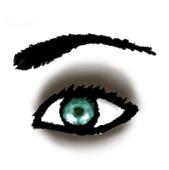 Миндалевидная форма глаз - неправильный макияж