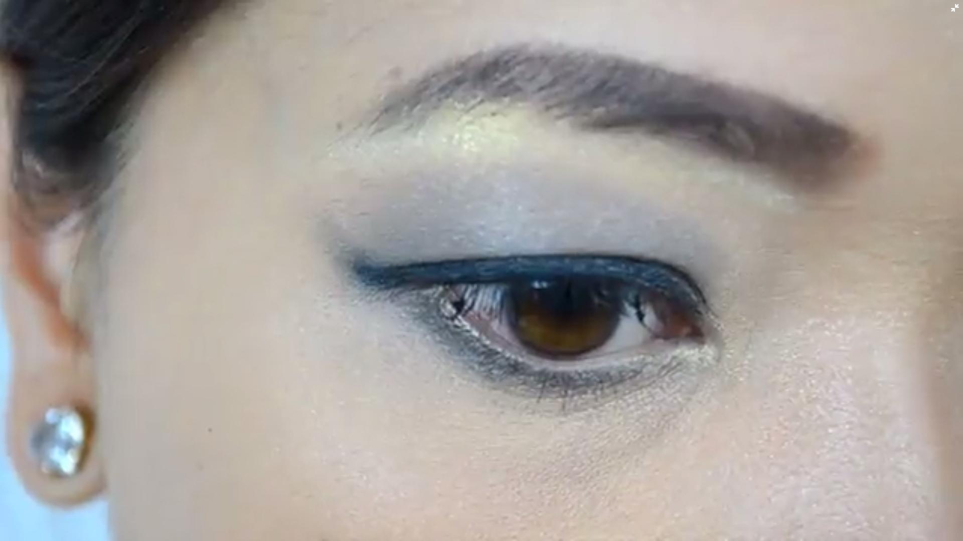 Макияж смоки айс (smoky eyes) - шаг 3/8