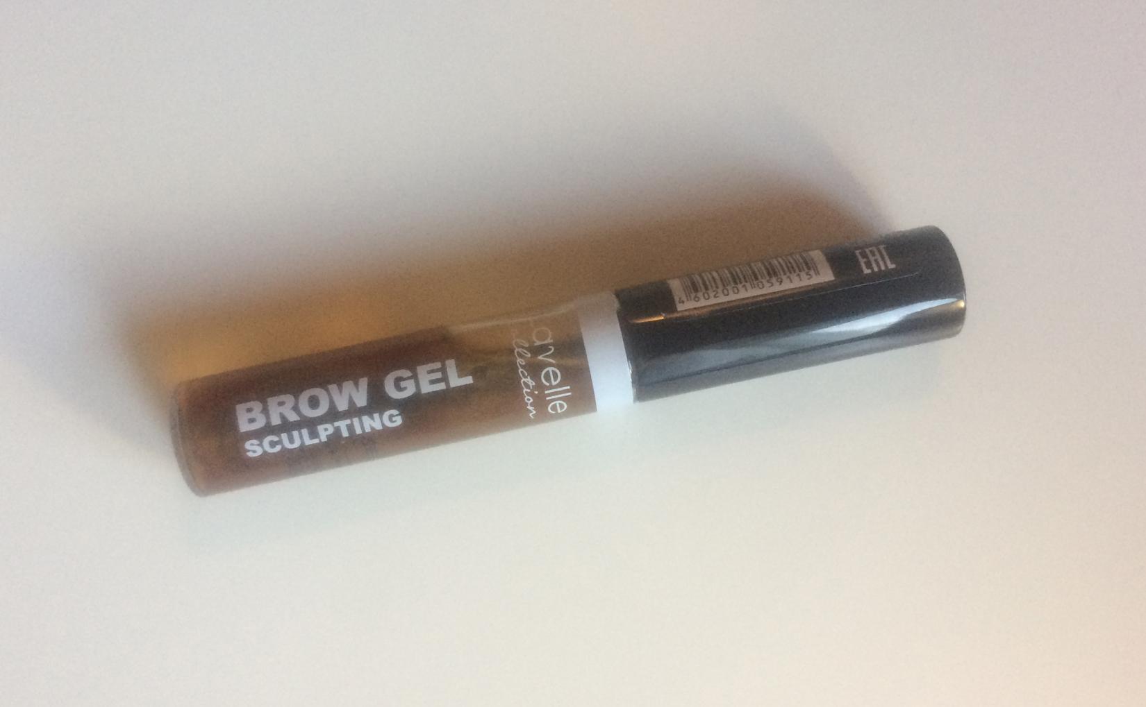 Гель для бровей и ресниц Lavelle Brow Gel Sculpting - упаковка