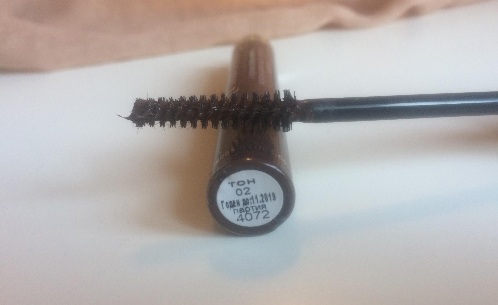 Гель для бровей Relouis Fix Color Professional оттеночный – 02