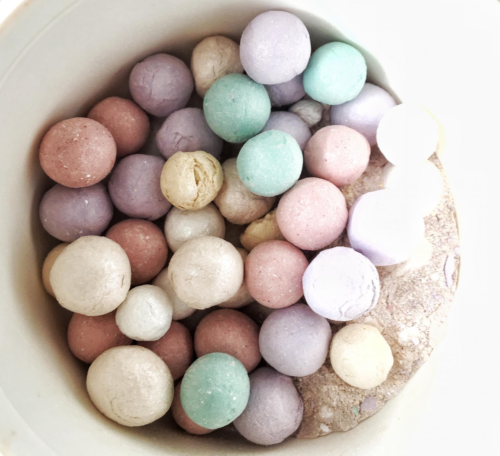 пудра в шариках Guerlain Meteorites Perles