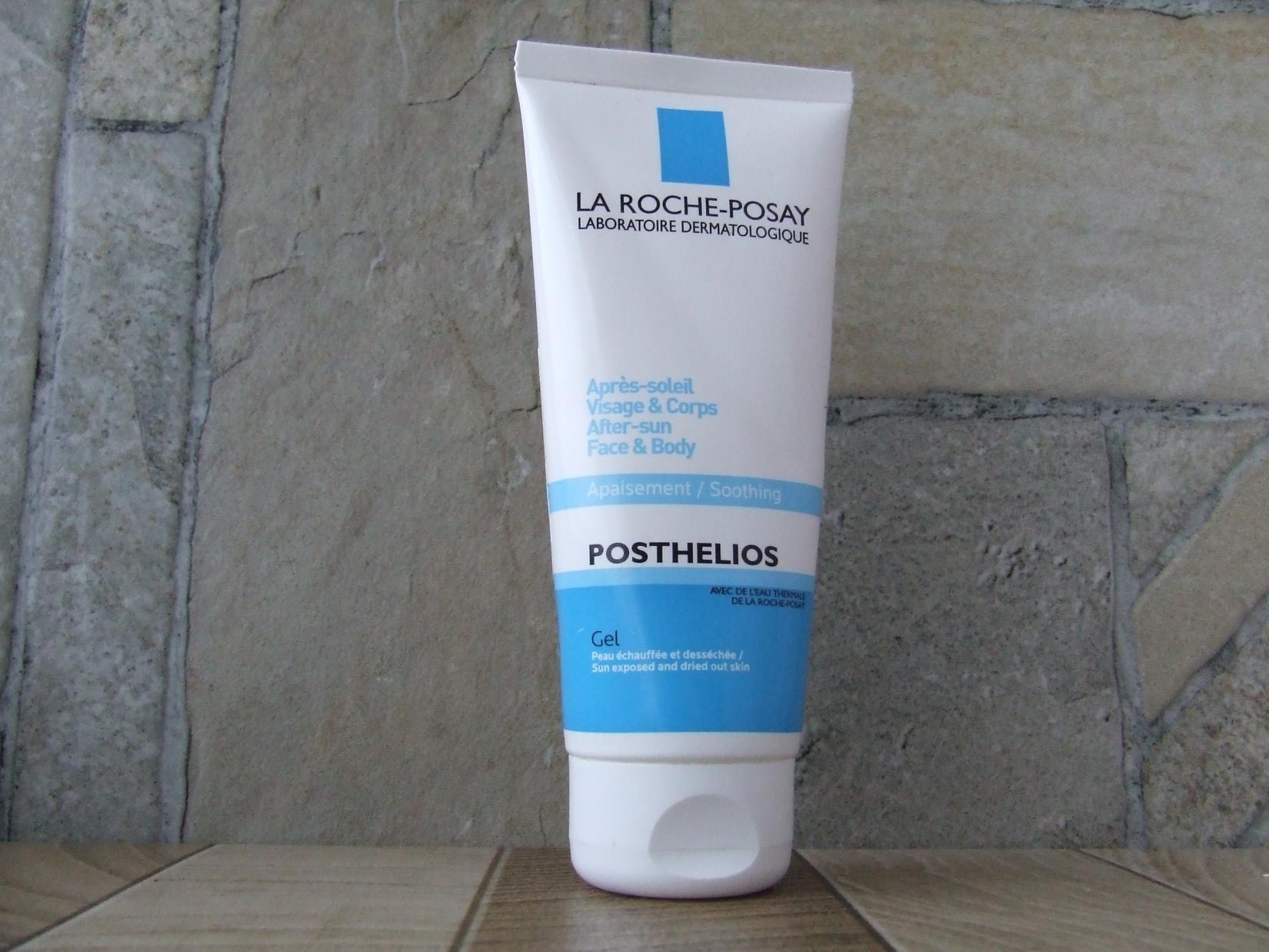 La Roche-Posay Posthelios - восстанавливающее средство для лица и тела после загара
