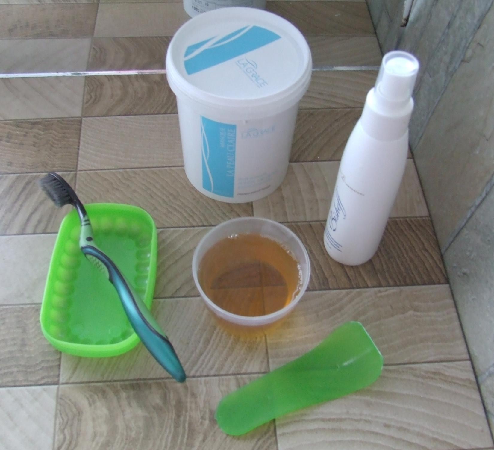 Набор для приготовления альгинатной маски