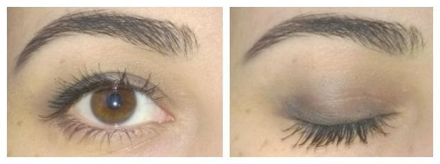 тени Isadora Eye Shadow Palette № 56 - макияж