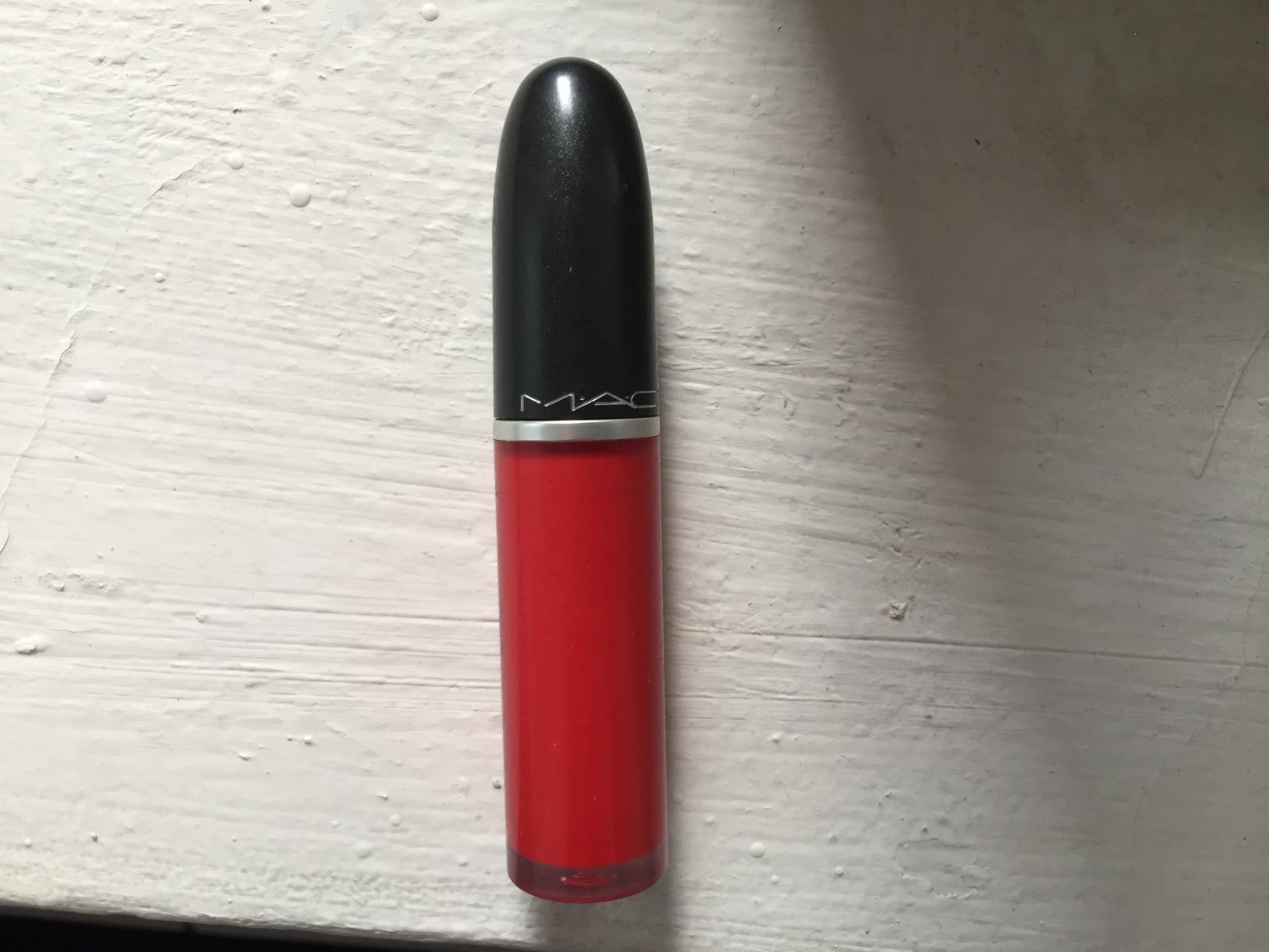 Жидкая матовая помада MAC Retro Matte Liquid Lipcolour, оттенок 104 Fashion Legacy