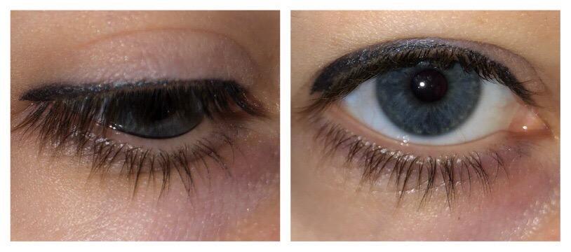 Карандаши Soda Velvet #eyeloveunicorns на глазах - тон 003 Fade To Grey