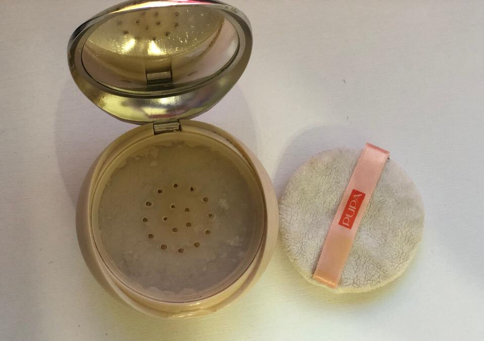 Рассыпчатая пудра Pupa Like a Doll Loose Powder, тон 002 Rosy Nude