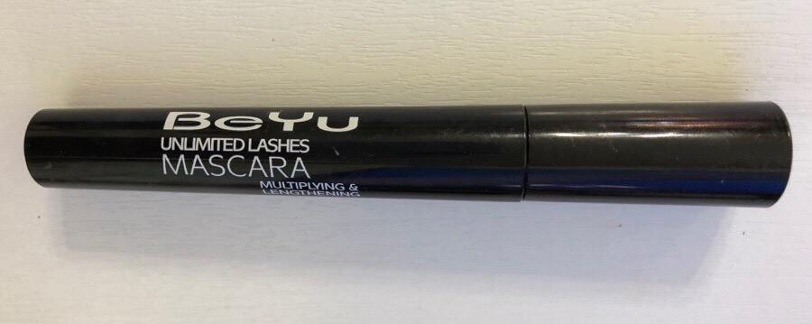 Тушь для ресниц BeYu Unlimited Lashes Mascara фото