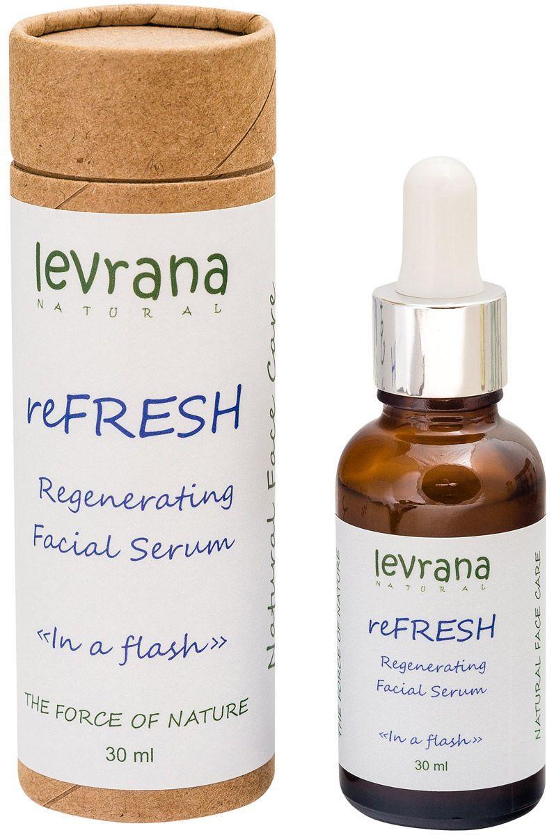 Сыворотка Леврана reFRESH - упаковка