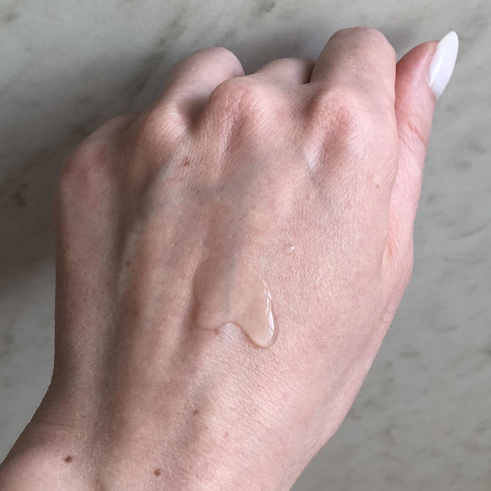 The Ordinary Salicylic Acid 2% Solution, кислотный уход для лица - консистенция