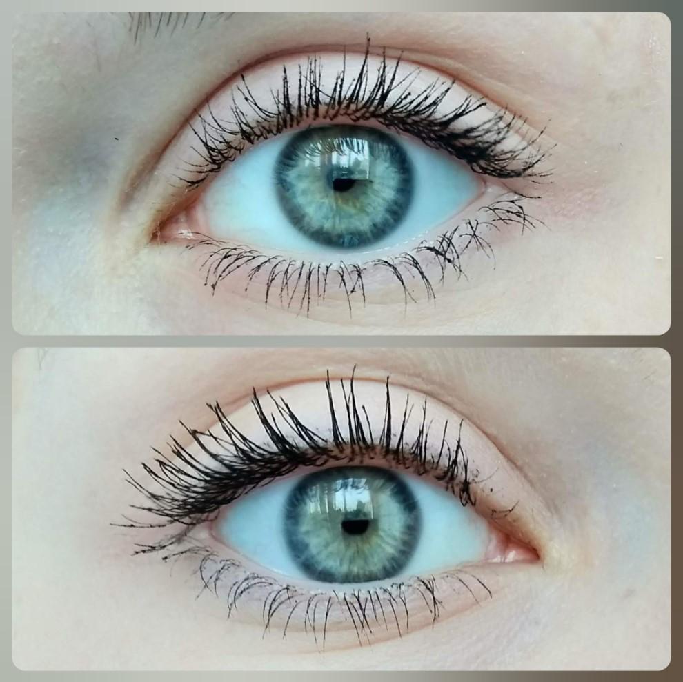 Сравнение тушей из люкса и масс-маркета - Lancome Hypnose Doll Eyes и Yves Rocher Sexy Pulp