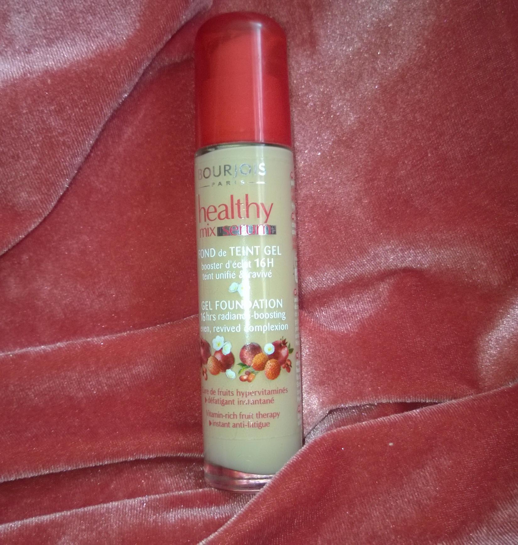 Тональный крем Bourjois Healthy Mix Serum - упаковка
