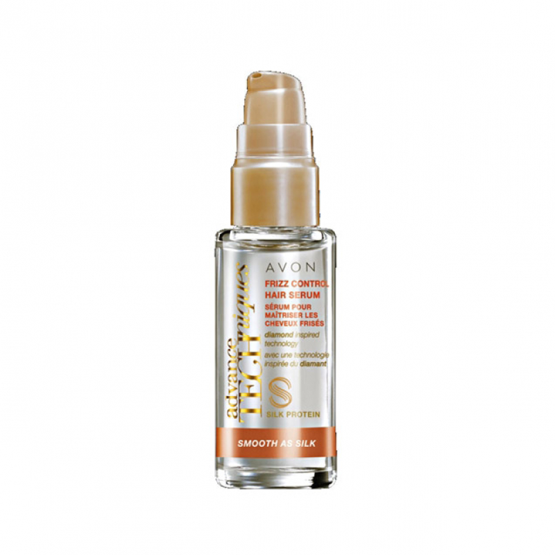 Сыворотка для волос Avon Advance Techniques Гладкость шелка с протеинами шелка