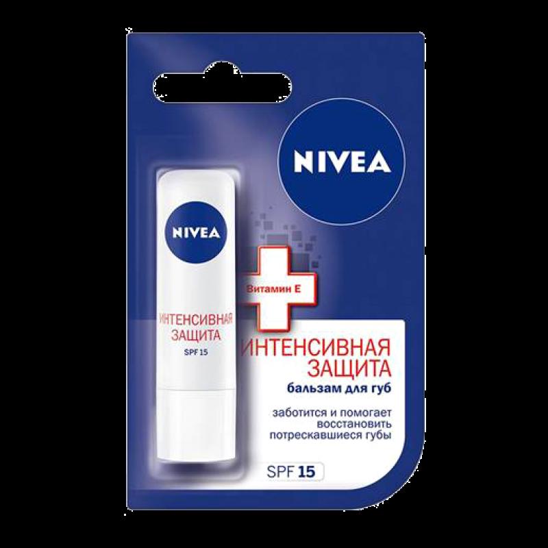 Бальзам для губ Nivea Med Repair Интенсивная защита SPF15