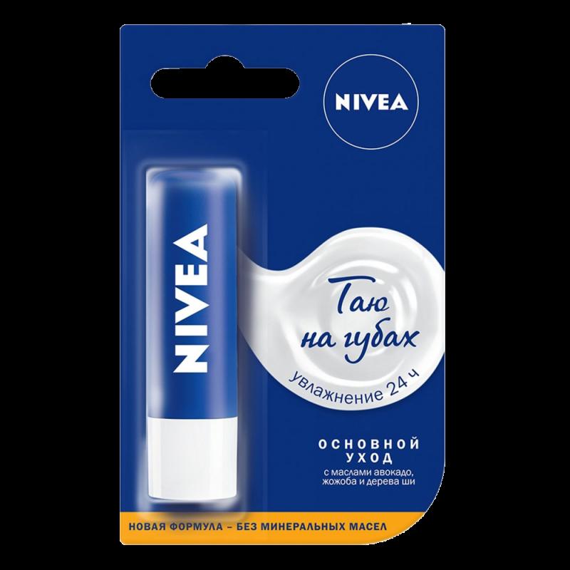 Бальзам для губ Nivea Original Care Базовый уход
