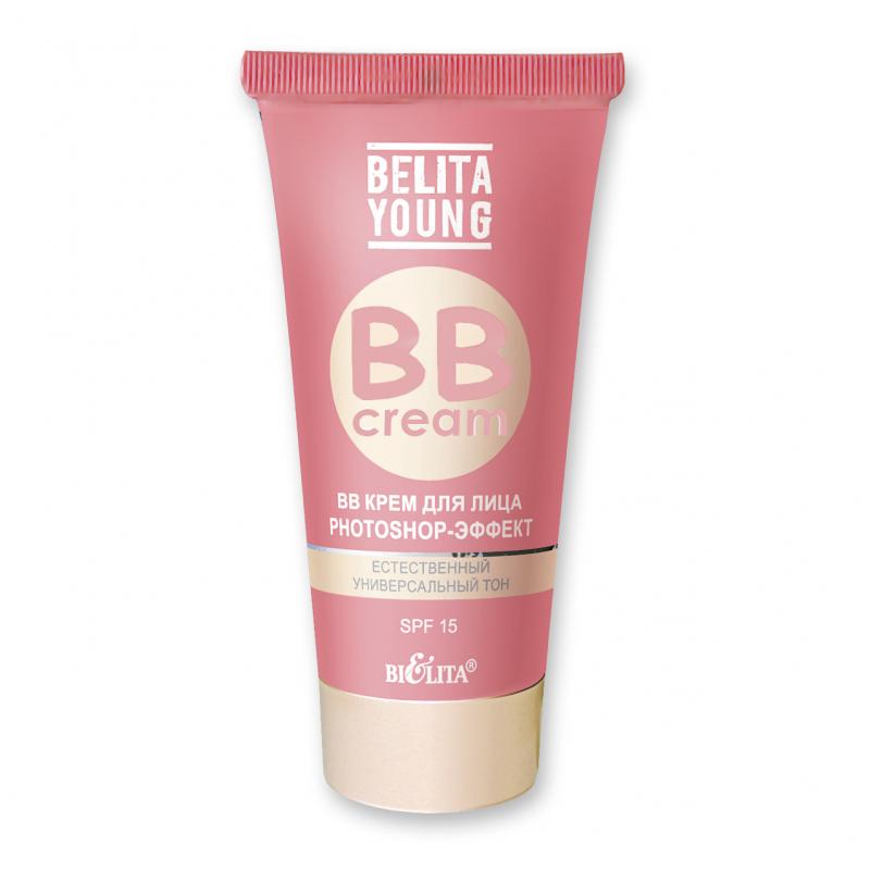 BB-крем Belita Young Photoshop-эффект
