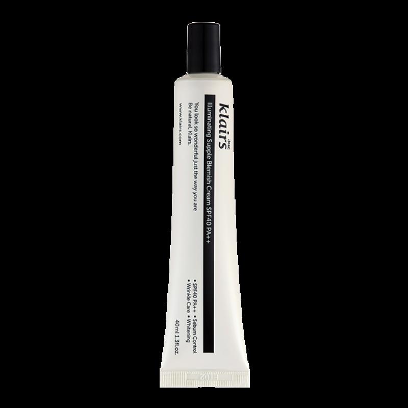 BB-крем Dear Klairs Illuminating Supple Blemish Cream SPF40 PA++