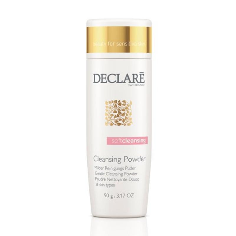 Мягкая очищающая пудра (Пудра-маска очищающая) Declare Gentle Cleansing Powder