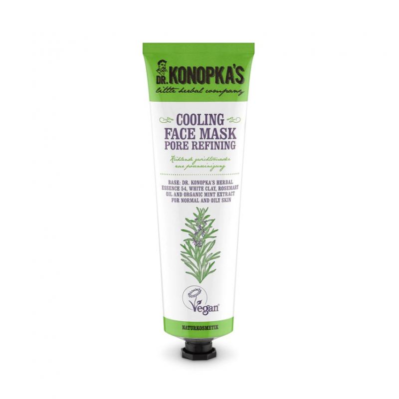 Маска для лица Dr. Konopka's Pore Refining Cooling Face Mask охлаждающая для сужения пор