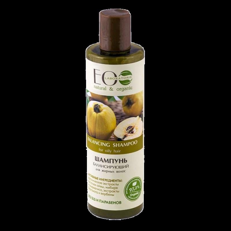 Шампунь EO Laboratorie Балансирующий (Balancing Shampoo) для жирных волос