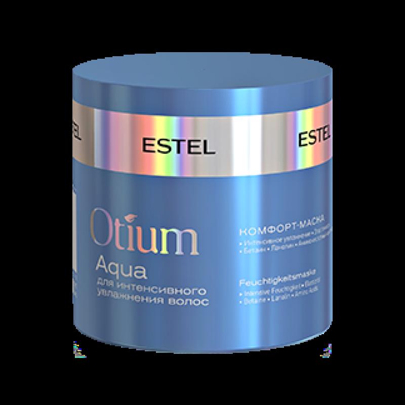 Комфорт-маска Estel Otium Aqua для интенсивного увлажнения волос