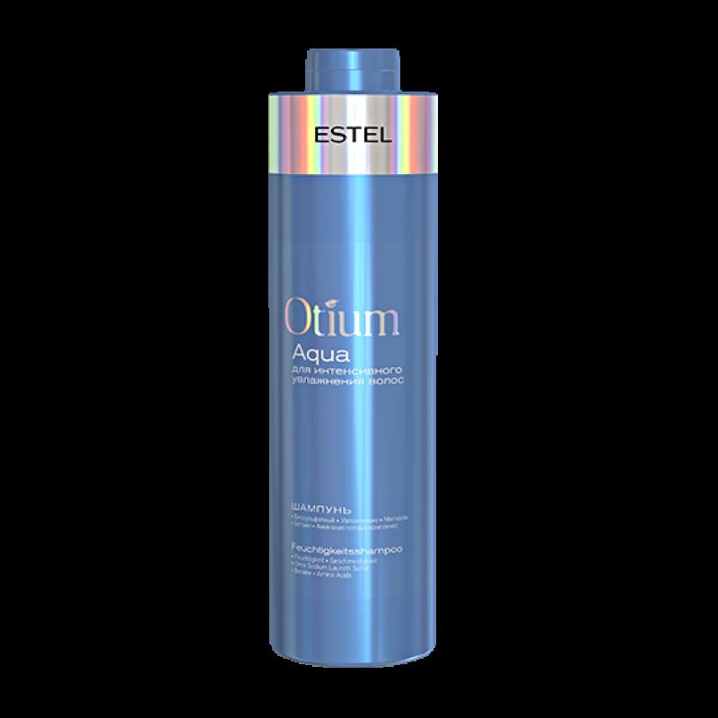 Шампунь Estel Otium Aqua для интенсивного увлажнения волос