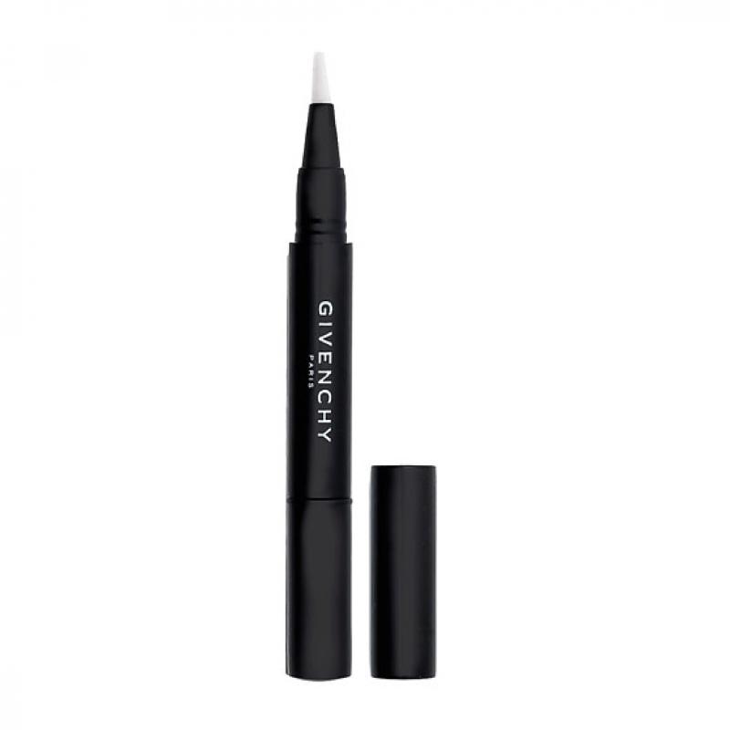 Осветляющий скрывающий корректор-хайлайтер Givenchy Mister Light Instant Light Corrective Pen с кисточкой