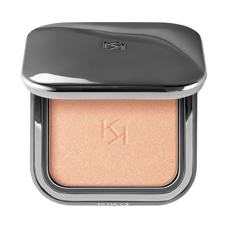 Хайлайтер Kiko Milano Glow Fusion Powder Highlighter пудровый