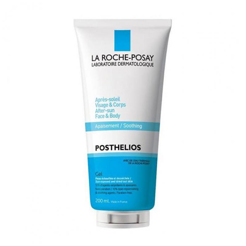 Восстанавливающий гель после загара La Roche-Posay Posthelios для лица и тела