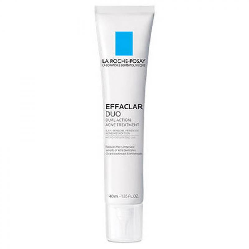 Корректирующий крем-гель для проблемной кожи La Roche Posay Effaclar Duo(+) против несовершенств и постакне