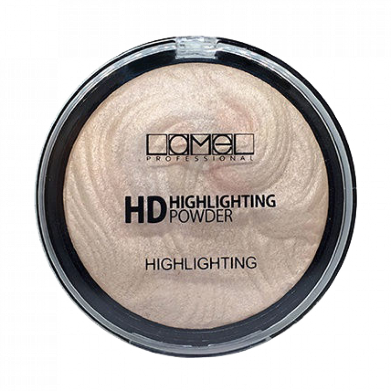Пудра-хайлайтер Lamel Professional HD Highlighting Powder