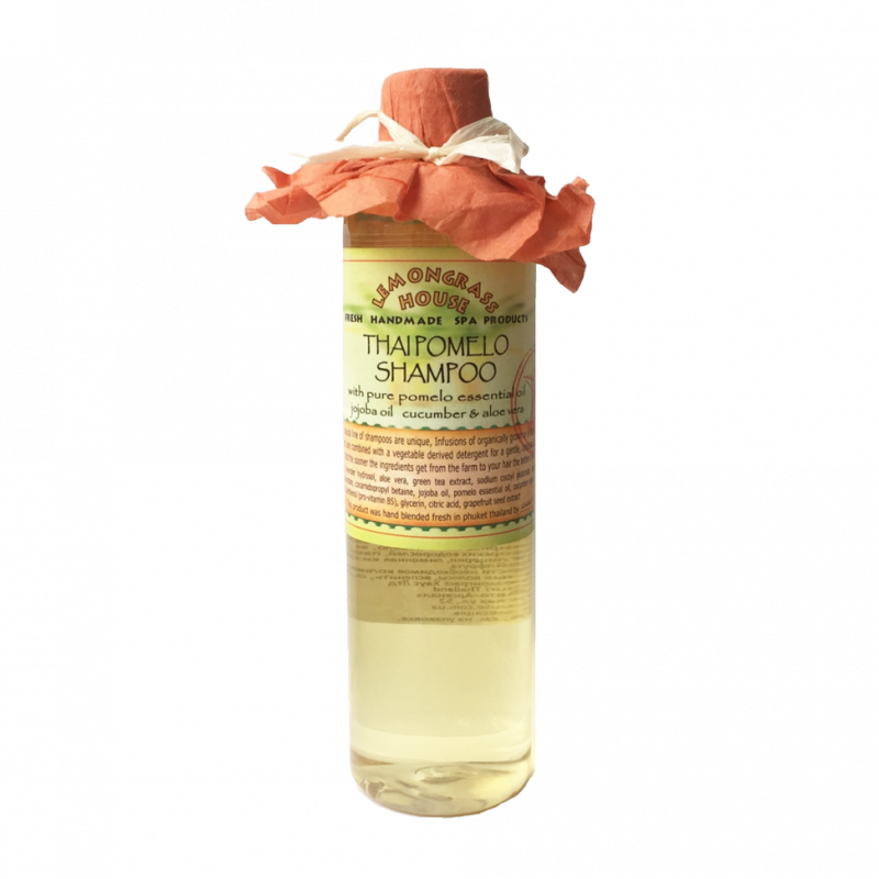 Шампунь Lemongrass House Помело (Thai Pomelo Shampoo)
