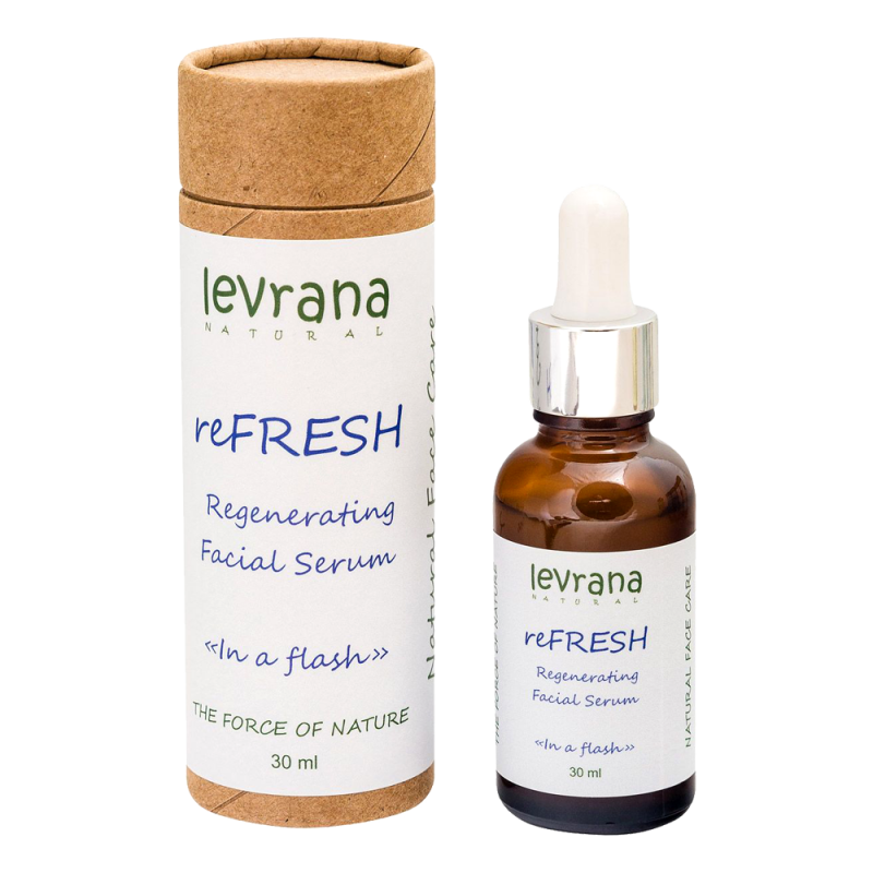 Сыворотка для лица Levrana reFRESH регенерирующая (Regenerating Facial Serum)