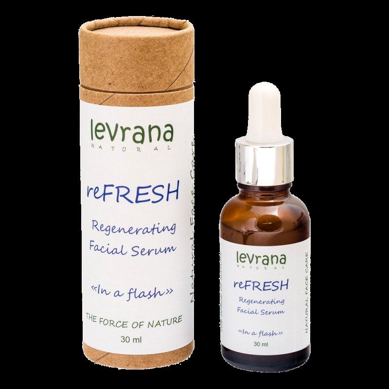 Сыворотка для лица Levrana reFRESH регенерирующая (Regenerating Facial Serum)