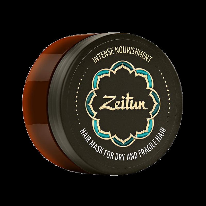 Маска для волос Zeitun Интенсивное питание для сухих и ломких волос