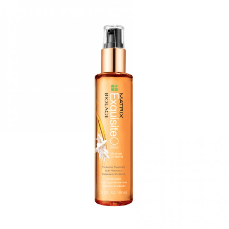 Масло для волос Matrix Biolage Exquisite Oil питающее для всех типов волос