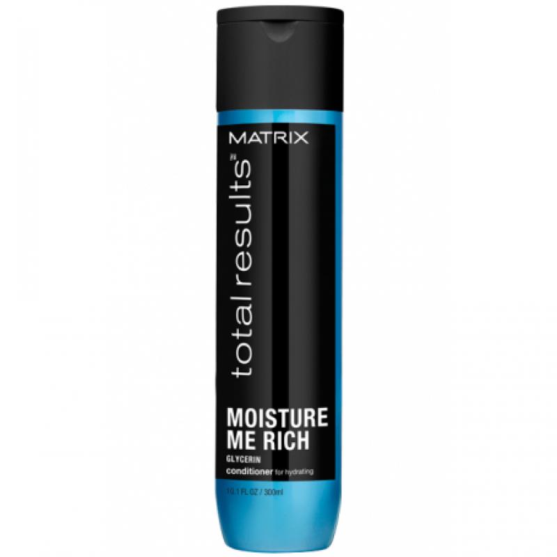 Кондиционер Matrix Total Results Moisture Me Rich Conditioner с глицерином для увлажнения волос