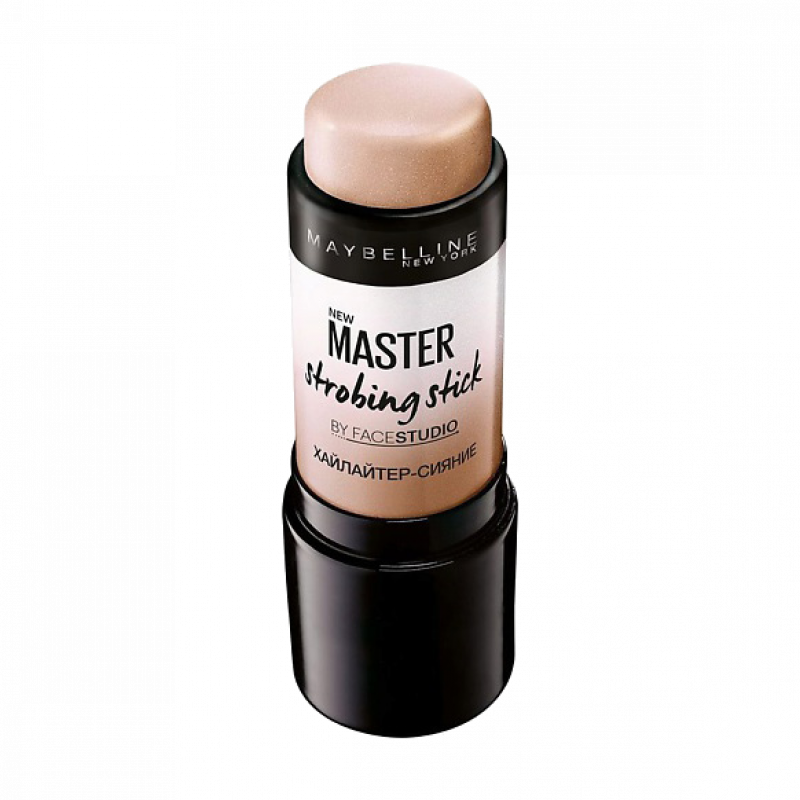 Хайлайтер-сияние Maybelline Master Strobing Stick в стике