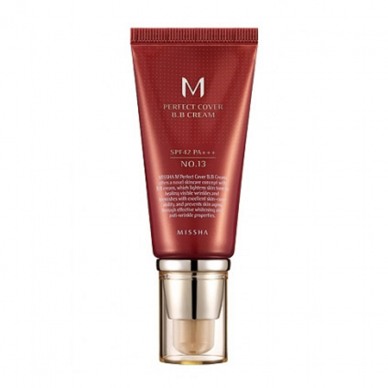 ВВ-крем Mishha M Perfect Cover BB Cream SPF42 PA+++