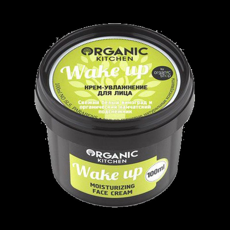 Крем-увлажнение для лица Organic Shop Organic Kitchen Wake up