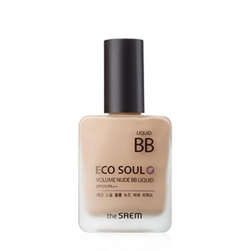 BB-крем The Saem Eco Soul Volume Nude BB Liquid
