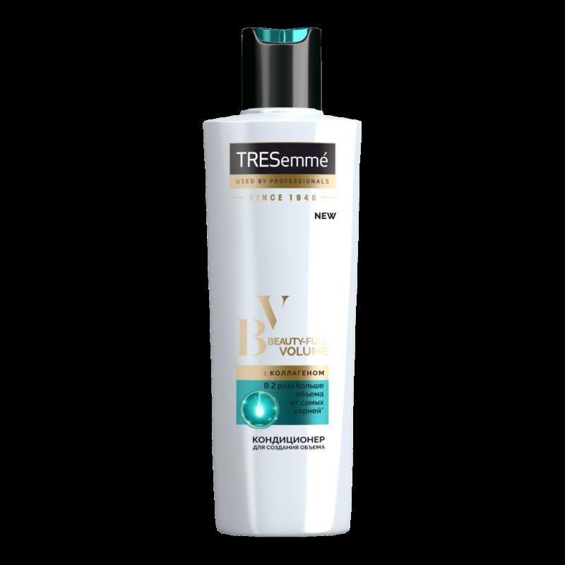 Кондиционер для волос TRESemme Beauty-Full Volume для создания объема с коллагеном