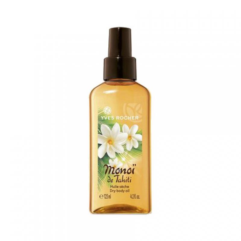 Сухое масло для тела и волос Yves Rocher Моной де Таити