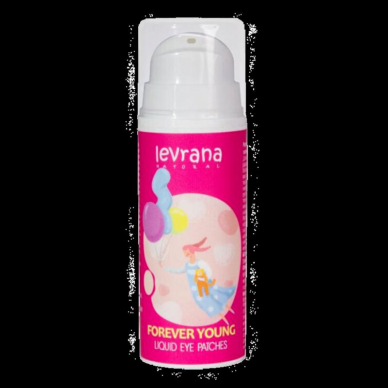 Жидкие патчи для глаз Levrana Forever Young разглаживающие
