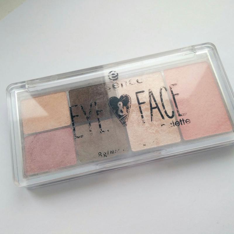 Палетка для макияжа глаз и лица Essence Eye & Face Palette 01 Glow for it - фото